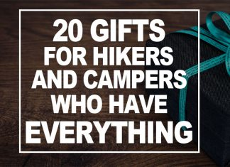 gifts for hiking