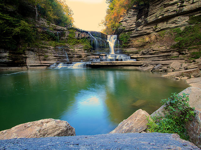 cookeville tennessee waterfall near falls cummins hikes tn hiking park state