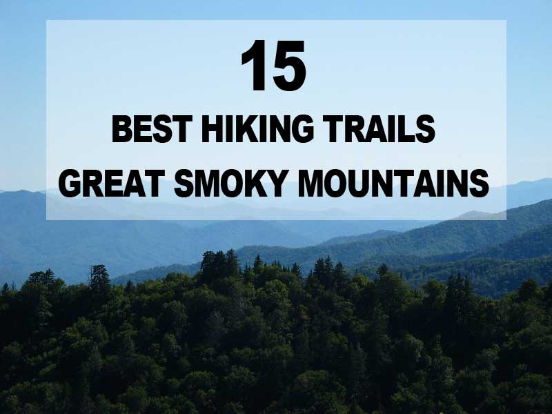 smoky mountains hiking