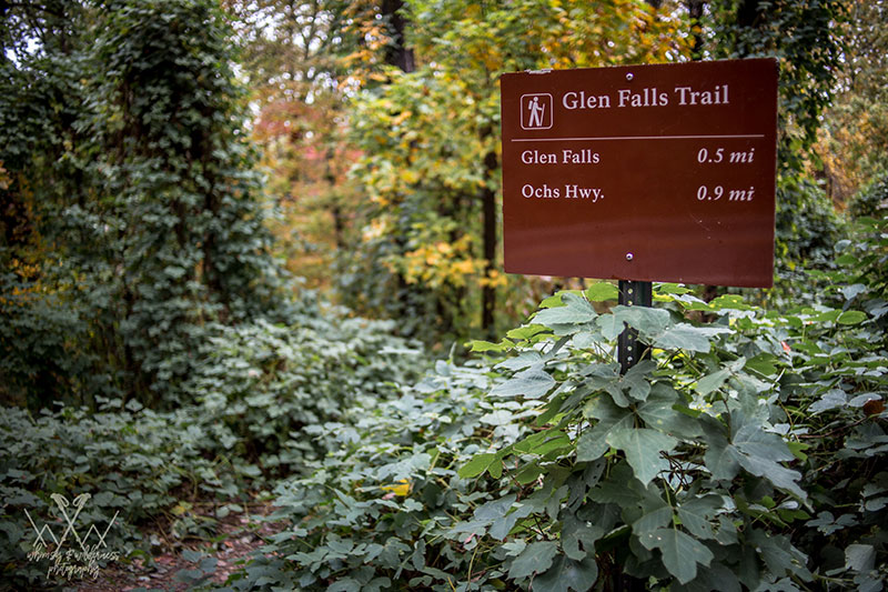 glen falls trailhead