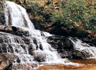 Laurel Falls Gatlinburg